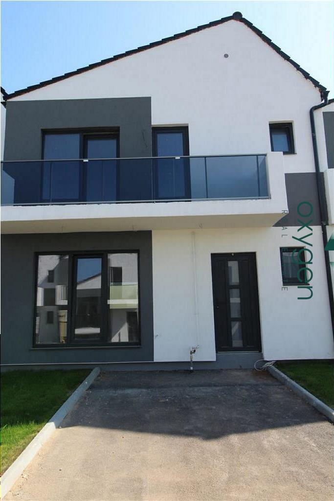 Casa cu CF, 3 dormitoare, 2 bai, 110mp, gradina, parcare, Vivo