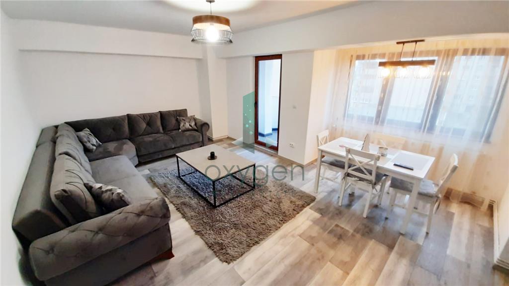 Apartament Modern cu 3 camere Decomandate, cartier Marasti