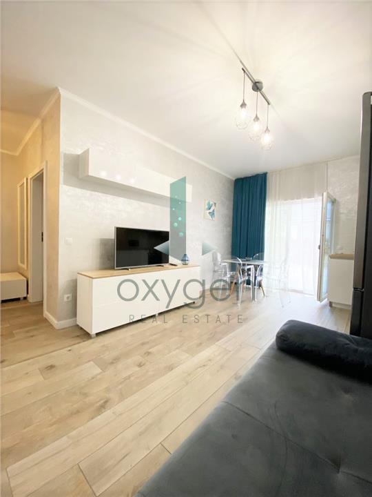 Apartament LUX cu 2 camere si 2 locuri de Parcare, cartier Marasti