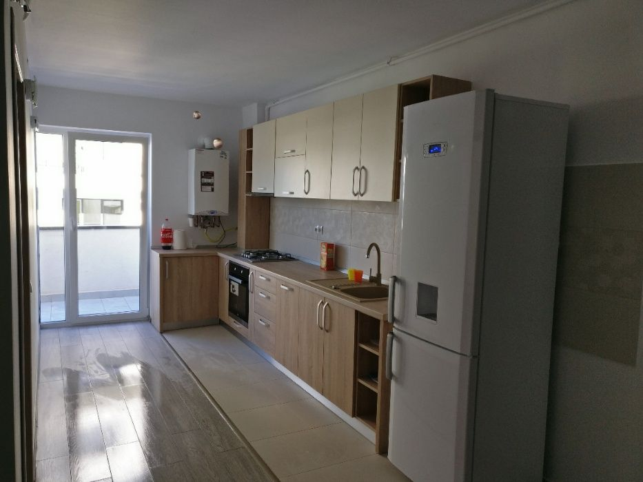 Apartament 3 camere NOU, cu parcare inclusa, Buna Ziua