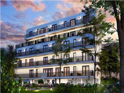 Apartament semifinsat cu 2 camere in bloc NOU, Parcare, Zorilor