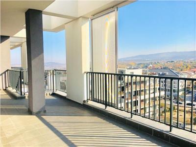 Apartament cu PANORAMA superba si TERASA de 50 mp, Sophia Residence