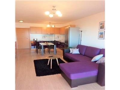 Apartament 2 camere, Semidecomandat, bloc NOU,  Terasa, Gheorgheni