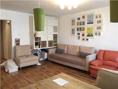 Apartament cu 3 camere, luminos, modern, cu parcare, Manastur