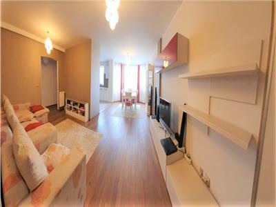 Apartament superfinisat cu 4 camere, 2 terase in zona OMV Calea Turzii
