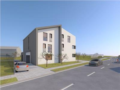 Casa NOUA cu teren 320 mp, zona Rezidentiala - cartier Europa