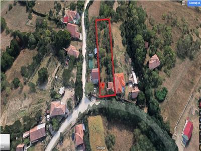 Teren in Feleacu, 834 mp, front la strada 13 ml, la 1.2 km de primarie