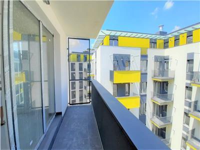 Apartament NOU cu 2 camere si Paracre Subterana in CENTRU!