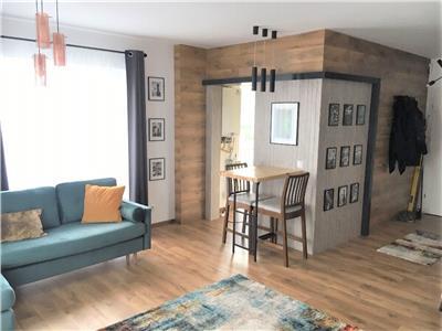Apartament LUX tip Studio cu terasa si Parcare cu CF!