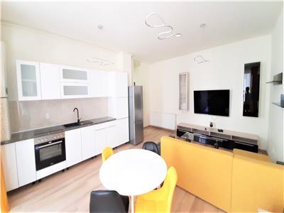 Apartament de LUX cu 3 camere in Zona NTT DATA! Parcare Subterana