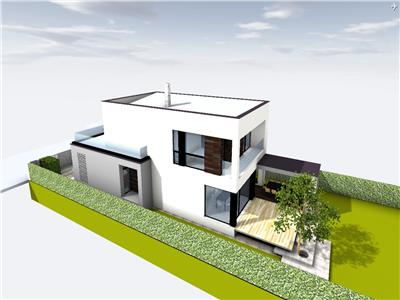 Comision 0! Casa individuala cu 570 mp teren, zona Voronet