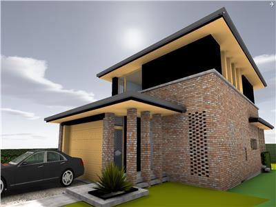 Comision 0! Casa individuala cu Garaj, Voronet - Parcul Tineretului