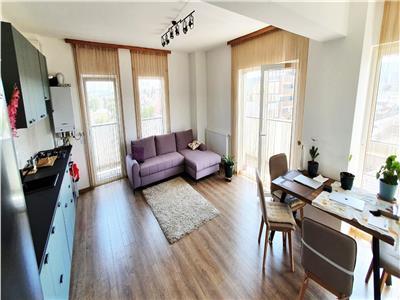 Apartament 3 camere, mobilat Modern, cartier Marasti, zona Kaufland