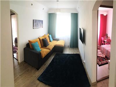 Apartament 4 camere, Modern, cartier Intre Lacuri, zona Iulius Mall