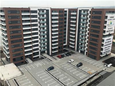 Apartament cu 3 camere, balcon, cu parcare subterana, Park Lake!