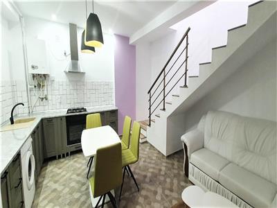 Apartament finisat modern cu 4 camere la casa, Semicentral, str. Craiova
