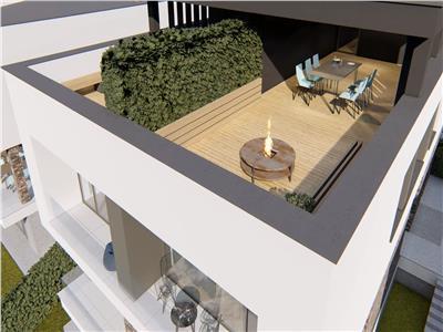 Comison 0! Duplex cu Picscina si Terasa panoramica, zona Tineretului