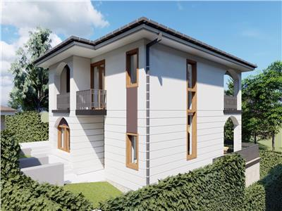 Comision 0! Casa individuala in stil Mediteranean - Parcul Tineretului