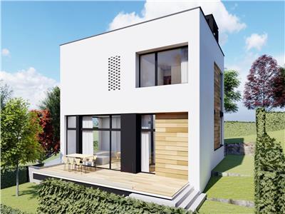 Comision 0! Casa individuala in stil MODERN - zona Voronet Tineretului