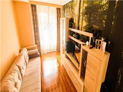 Apartament o camera, Totul Nou, cartier Iris, zona Auchan