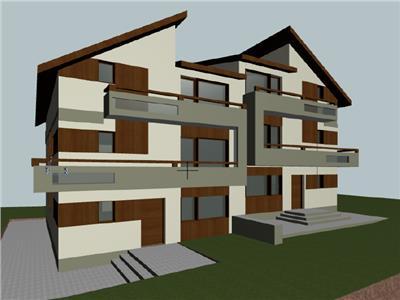 Comision 0 !  Casa cu 4 dormitoare, 5 bai, terasa 22 mp, Dambul Rotund
