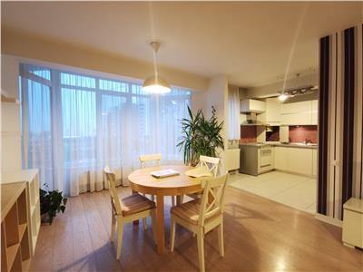 Apartament modern cu 3 camere, bloc NOU, loc de parcare, Buna Ziua