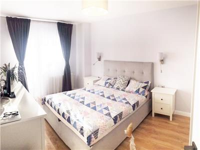 Apartament LUX, 3 camere cu Terasa, bloc NOU, cartier Marasti