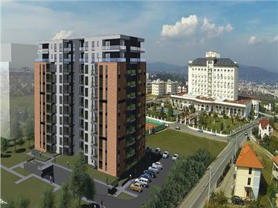 Apartament cu 2 camere, balcon, parcare, Grand Hill!