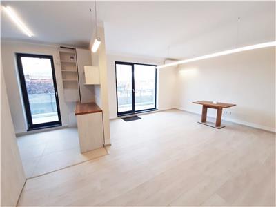 Apartament 2 camere, bloc NOU,  balcon 17mp, parcare, The Office!