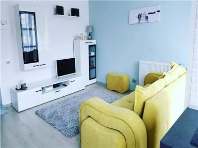 Apartament De LUX cu 2 camere, terasa, parcare, Intre Lacuri!