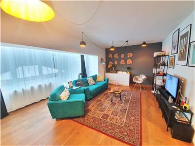 Apartament deosebit 3 camere si 2 bai, GRADINA, strada Eugen Ionesco