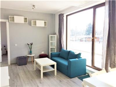 Apartament modern 2 camere, Pet Friendly cu Parcare, Buna Ziua
