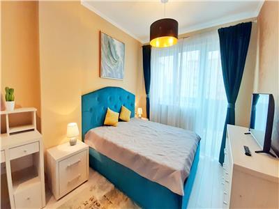 LUX! Apartament 3 camere cu Parcare in bloc Nou, zona Platinia