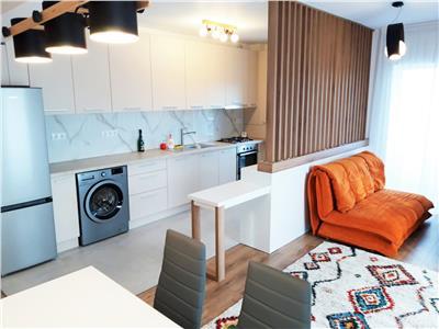 Apartament LUX 3 camere cu Parcare in bloc Nou, cartier Marasti