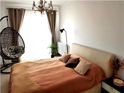 Apartament LUX cu 3 camere, Parcare si Terasa de 20 mp, zona BMW