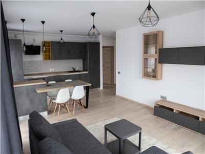 Apartament cu 3 camere Ultrafinisat, cu Parcare, cartier Gheorgheni