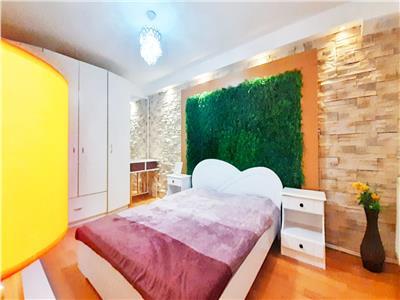 Apartament cu 2 camere si Semineu in bloc Nou, cartier Zorilor