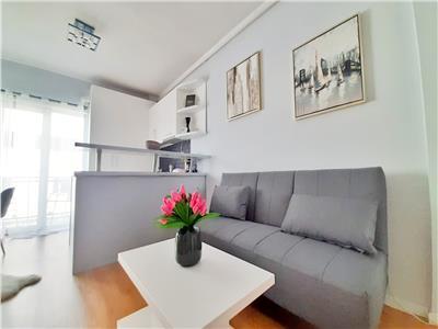 Apartament LUX cu 2 camere, Terasa si Parcare, cartier Buna Ziua