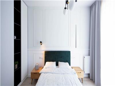 Apartament LUX cu 2 camere si Parcare, zona Centrala