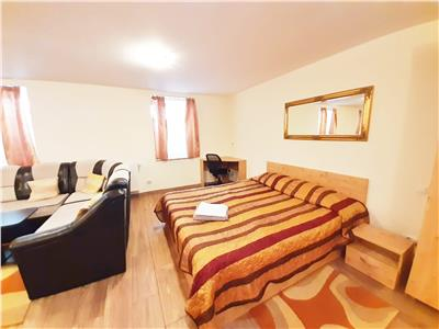 Apartament spatios cu o camera si Gradina, ULTRACENTRAL