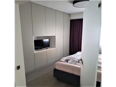Apartament 3 camere in bloc NOU, cu parcare subterana, zona Sopor