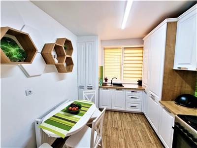 Apartament mobilat si utilat - la cheie - parcare, cartier Gheorgheni
