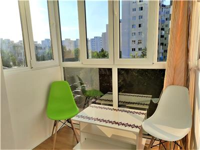 Apartament cu trei camere, cartier Manastur, zona linistita