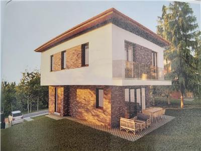 Casa inconjurata de padure, zona superba, Faget, 1200 mp teren