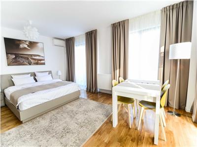 Apartament LUX cu o camera si Parcare, zona Iulius Mall