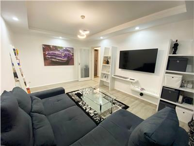Apartament LUX, 3 camere decomandate, 2 bai, cartier Marasti