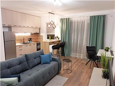 Exclusiv! Disponibil apartament lux cu parcare subt. in Record Park!