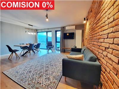 Comision 0%   Apartament LUX   3 camere si Garaj   cartier Borhanci