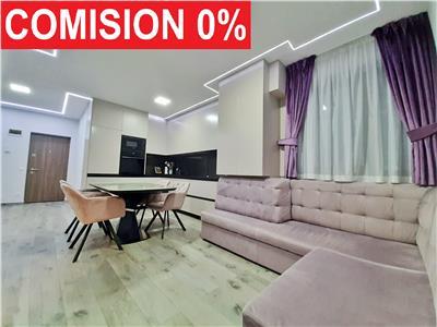 Comision 0%   LUX 3 camere si Parcare   bloc Nou   Marasti