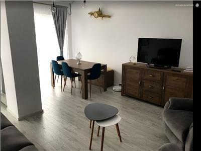 Apartament 4 camere decomandate, finisat, mobilat, Buna Ziua
